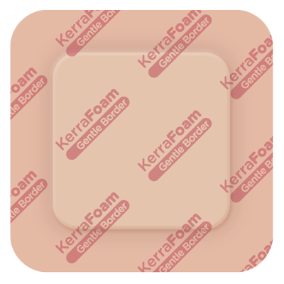 KERRAFOAM™ Gentle Border Dressing